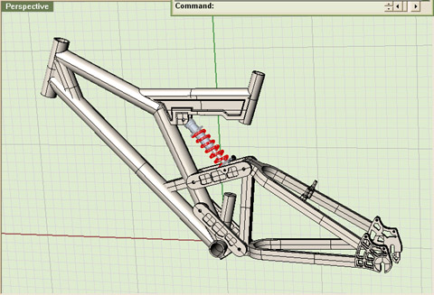how to draw a frame for roller coaster